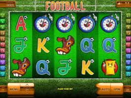 Obrázek casino automatu Football