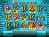 Online casino automat Gladiators zdarma