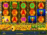 Online herní automat Honey Money zdarma