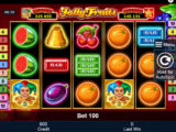 Casino automat Jolly Fruits zdarma