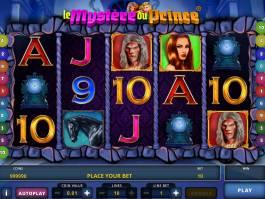 Obrázek z casino automatu Le Mystere du Prince