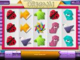Zahrajte si online casino automat Origami zdarma