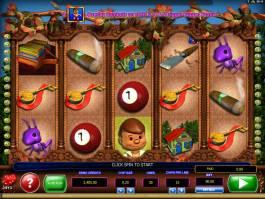 Pinocchio's Fortune hrací automat zdarma