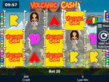 Online casino automat Volcanic Cash zdarma, pro zábavu
