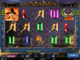 Obrázek z herního automatu Amun's Book zdarma