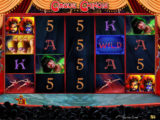 Online casino automat Cirque Chinois