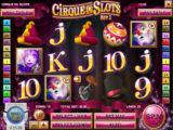 Casino automat Cirque du Slots online