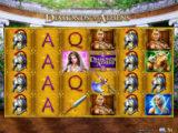 Casino automat Diamonds of Athens bez vkladu
