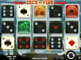 Online casino automat Dice and Fire