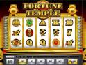 Online casino automat Fortune Temple zdarma
