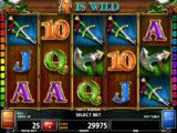 Online casino automat Gaelic Warrior zdarma