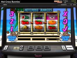 Herní automat Hot Cross Bunnies zdarma, pro zábavu