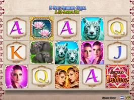 Herní automat Jewels of India zdarma, bez vkladu