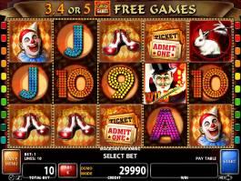 Casino automat Magician Dreaming bez vkladu