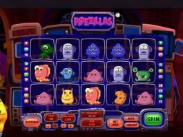 Casino automat Pipezillas online