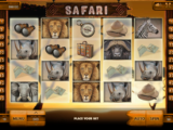 Casino automat Safari bez registrace