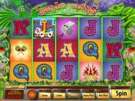 Online herní automat Samba Spins bez vkladu