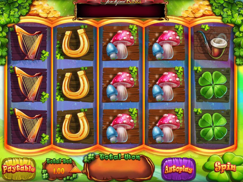 Obrázek z casino automatu Slots O'Gold