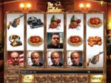 Online casino automat The Godfather od společnosti Gamesys