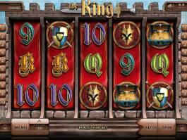 Obrázek casino automatu The King