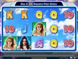Obrázek online herního automatu The Prince of Lightning zdarma