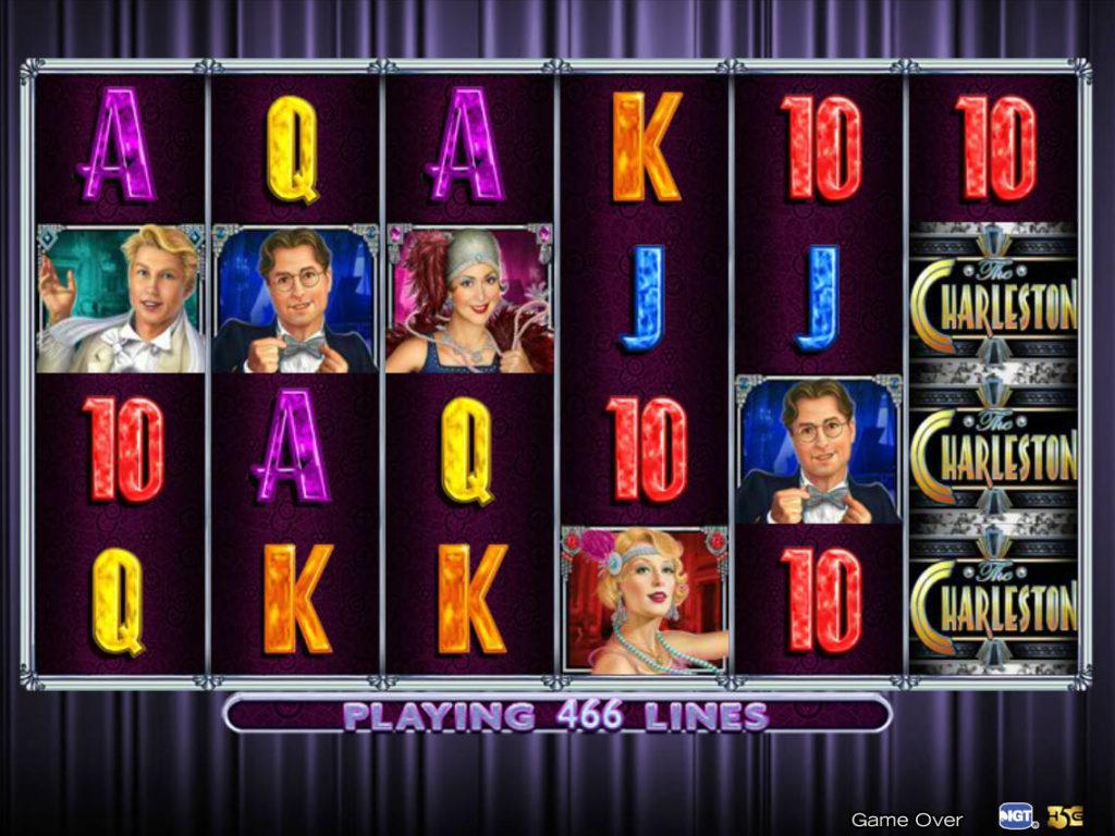 Casino automat The Charleston