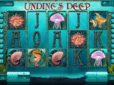 Online casino automat Undine's Deep bez vkladu