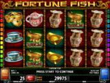 Zahrajte si casino automat Fortune Fish