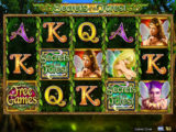 Online casino automat Secrets of the Forest