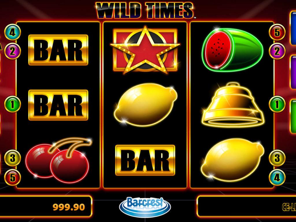 Obrázek z casino automatu Wild Times