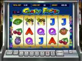 Zahrajte si online casino automat Crazy Fruits zdarma