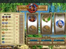 Casino automat Pirate Slots zdarma, bez vkladu