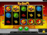 Roztočte online casino automat Ka-Boom od společnosti Merkur
