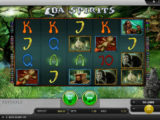 Online casino automat Loa Spirits bez vkladu