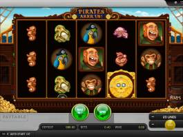 Casino automat Pirates Arrr Us! bez vkladu