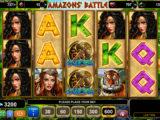 Zábavný casino automat Amazons´ Battle