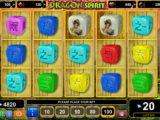 Online casino automat bez vkladu Dragon Spirit zdarma