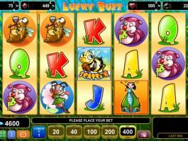 Online casino automat Lucky Buzz zdarma, bez registrace