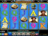 Zábavný online casino automat Magellan zdarma