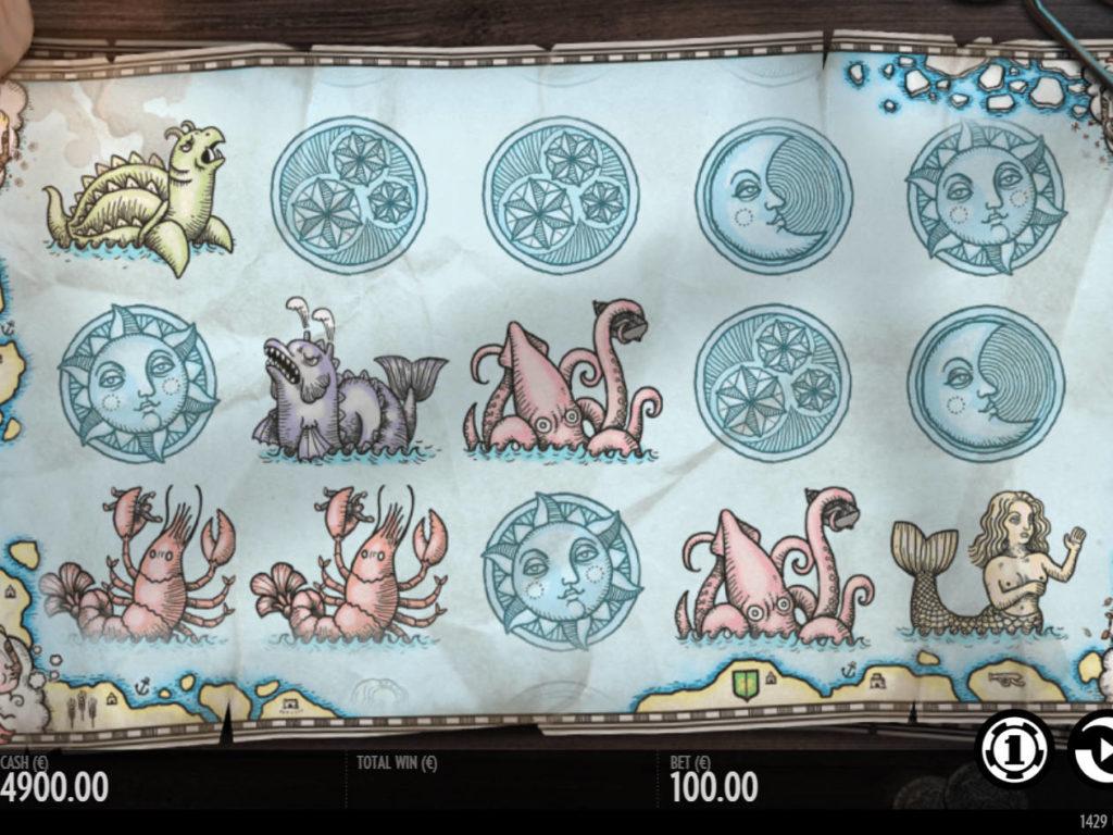 Casino automat 1429 Uncharted Seas zdarma