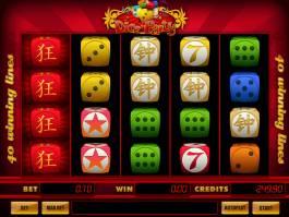 Obrázek z casino automatu Dice Party