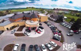 King's Casino – ráj hazardu v českých luzích