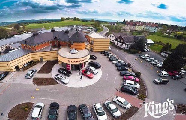 Fotka King's casina v Rozvadově