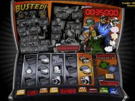 Online casino automat Busted! bez registrace