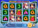 Zábavný casino automat Merry Christmas zdarma