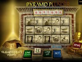 Obrázek casino automatu Pyramid Plunder zdarma