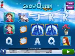Roztočte casino automat Snow Queen Riches