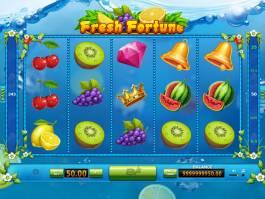 Obrázek casino automatu Fresh Fortune zdarma