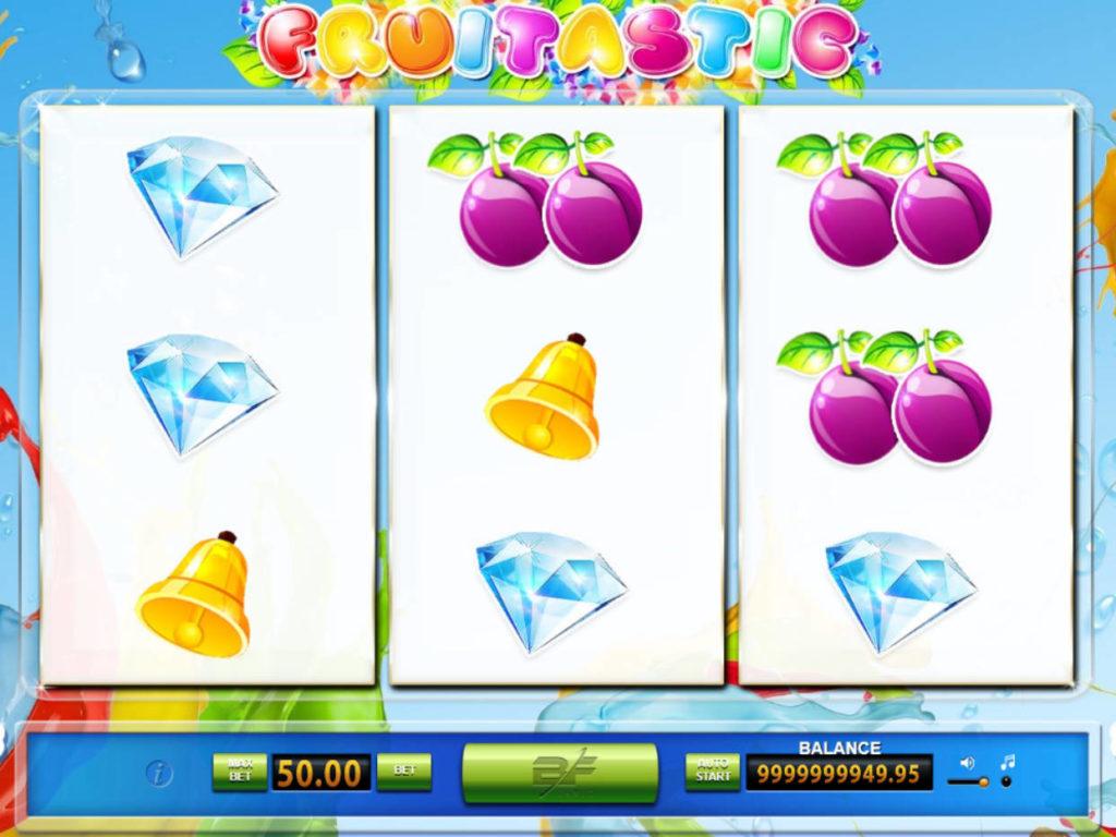 Obrázek z casino automatu Fruitastic