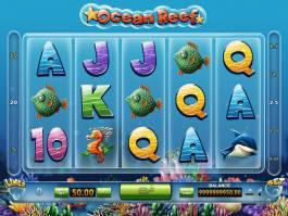 Casino automat Ocean Reef zdarma